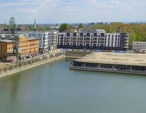 Mainz-Zollhafen Vermietung mehrerer Eigentumswohnungen